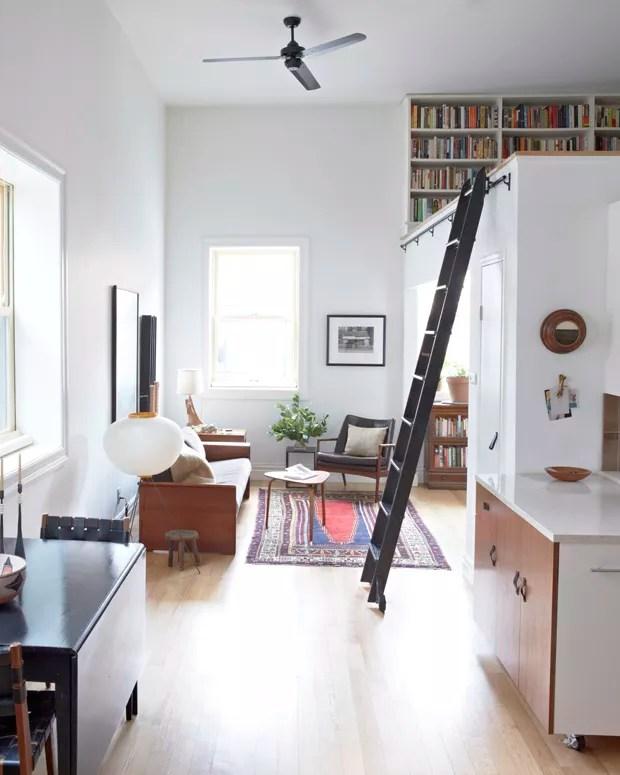 Quarto suspenso: veja como aproveitar o pé-direito para criar cômodos incríveis (Foto: Divulgação)