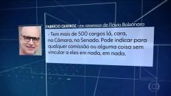 Áudio revela que Queiroz continuou dando orientações sobre nomeações políticas   Jornal Nacional   G1