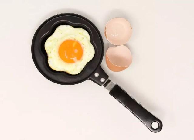 Os ovos são uma ótima fonte de aminoácidos — Foto: Pixabay