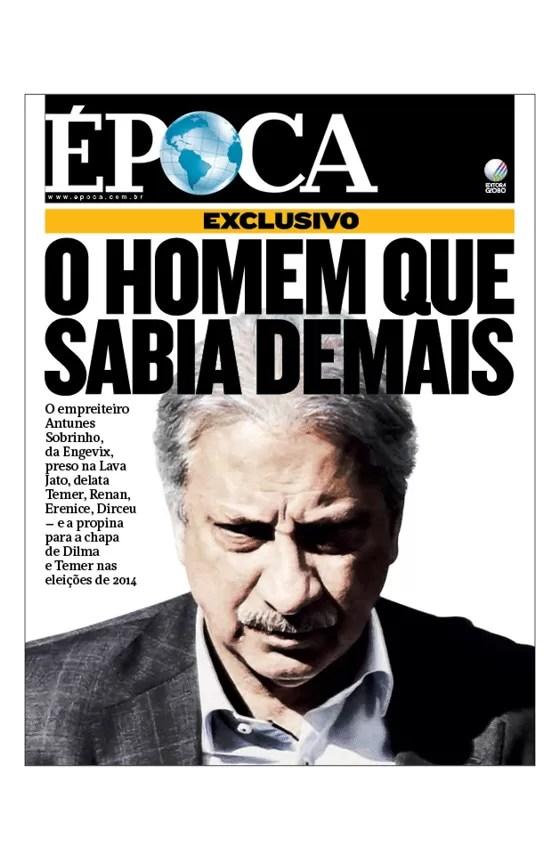 Capa edição 932 (Foto: Rodrigo Félix Leal / Futura Press)