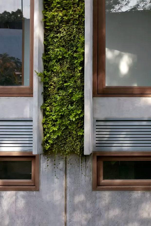 Casa sustentável esbanja personalidade (Foto: Richard Bryant/Divulgação)