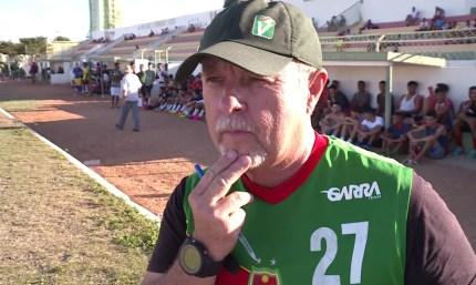 Pedro Manta vai comandar o Petrolina na Série A2 (Foto: Reprodução/ TV Grande Rio)