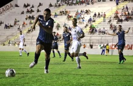 Salgueiro venceu o ABC por 3 a 0 no Cornélio de Barros. (Foto: Andrei Torres/ABC)