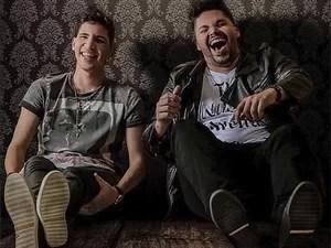 Pedro e Benício (Foto: Divulgação)