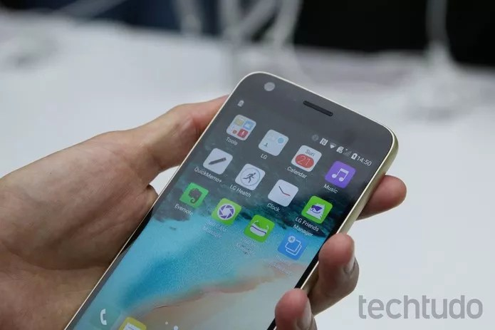 O modelo antecessor, o G5 trazia uma tela de 5,3 polegadas. (Foto: Reprodução/Techtudo) (Foto: O modelo antecessor, o G5 trazia uma tela de 5,3 polegadas. (Foto: Reprodução/Techtudo))