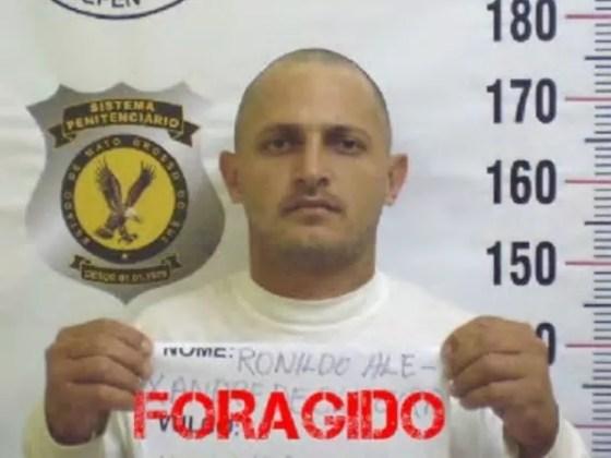 Suspeito está foragido desde o dia 2 de fevereiro (Foto: Graziela Rezende/G1 MS)