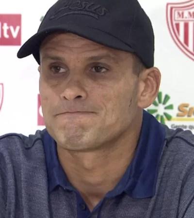 Rivaldo, Mogi Mirim (Foto: Reprodução EPTV)