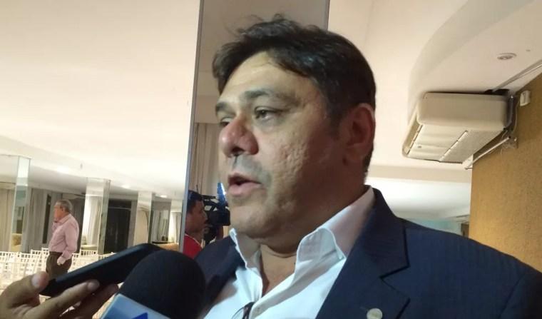 Eduardo Rocha América-RN (Foto: Leonardo Erys/GloboEsporte.com)