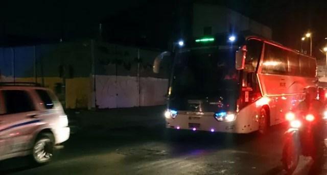 ônibus São Paulo Guayaquil  (Foto: Carlos Augusto Ferrari)