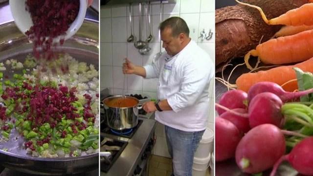 Globo Repórter mostra o mundo da gastronomia popular