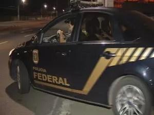 Segundo a PF, 11 pessoas foram presas em 6 estados (Foto: reprodução / TV Liberal)