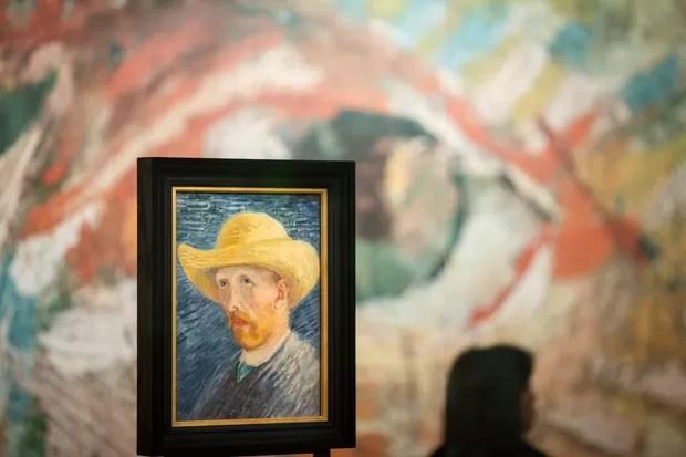 Van Gogh, um dos célebres artistas que sofriam com a própria genialidade (Foto: Getty Images)