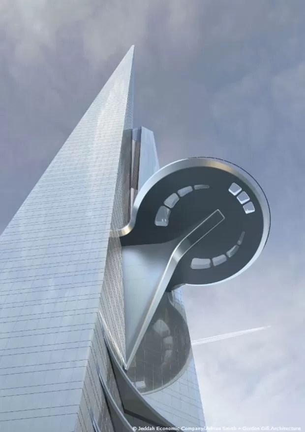 Projeto é tentativa de diversificar economia da Árabia Saudita  (Foto: Jeddah Economic Company)