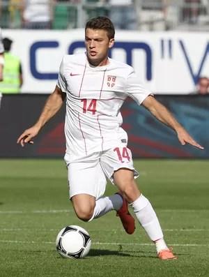 Adem Ljajic, seleção sérvia (Foto: Agência AFP)