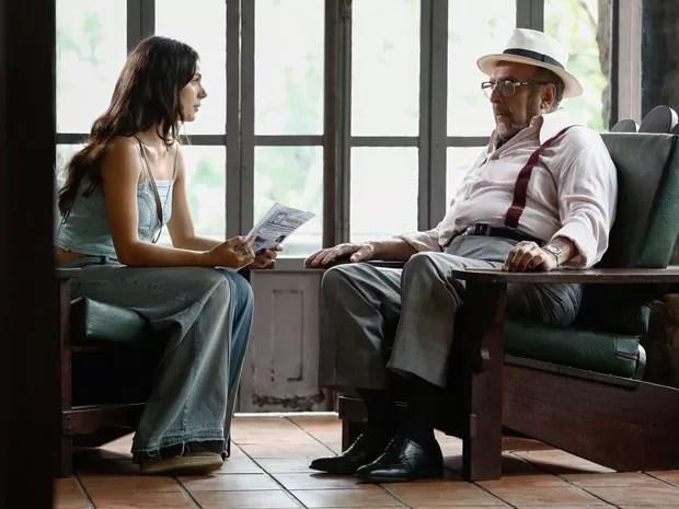 Amigo de Vicente trabalho na boate Vogue (Foto: Fábio Rocha/Gshow)