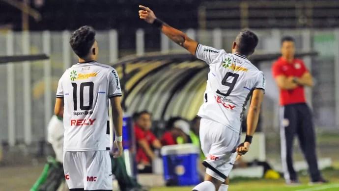 XV de Piracicaba x RB Brasil Copa Paulista Rodolfo (Foto: Antonio Trivelin / Gazeta de Piracicaba)
