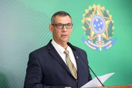 O porta-voz da Presidência, Otávio Rêgo Barros — Foto: José Dias/PR