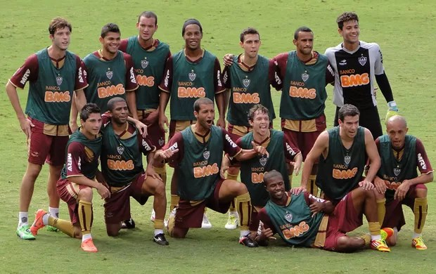 Time de RG ganha rachão na Cidade do Galo (Foto: Leonardo Simonini / Globoesporte.com)
