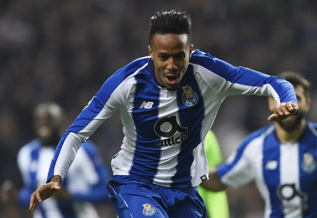 Éder Militão, do Porto, é disputado por gigantes europeus — Foto: Getty Images