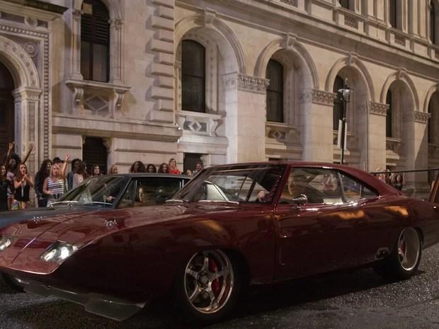 Dodge Charger Daytona 1969 Velozes e Furiosos (Foto: Divulgação)