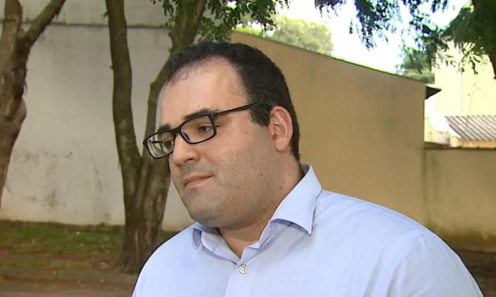 O especialista em gestão pública Gustavo Mattar  (Foto: Reprodução/ EPTV)