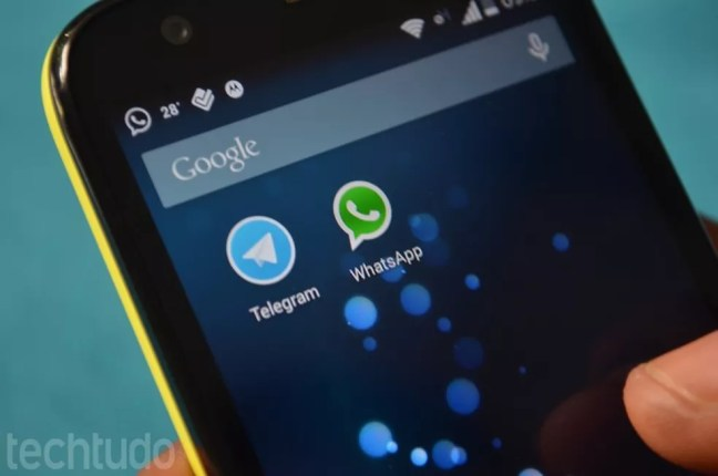 Rival do WhatsApp, Telegram permite editar mensagens já enviadas — Foto: Anna Kellen Bull/TechTudo