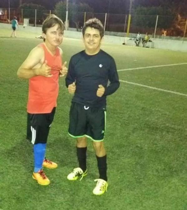 Clecinho e Joaldinho: sergipanos convocados para a Copa América de futsal de pessoas com nanismo — Foto: Arquivo Pessoal