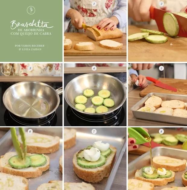 Sabe preparar uma bruschetta? Aprenda! (Foto: Karen Hofstetter / Divulgação)