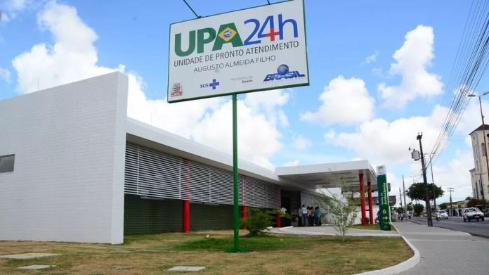 UPA de Cruz das Armas, em João Pessoa (Foto: Juliana Santos/Secom-JP/Arquivo)
