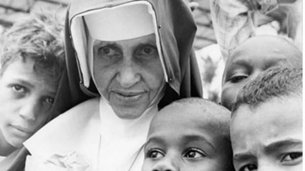 Irmã Dulce será a primeira santa nascida no Brasil. — Foto: Agência Brasil