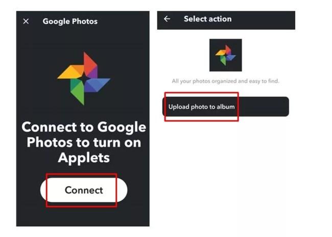 Conecte o IFTTT ao Google Fotos (Foto: Reprodução/Taysa Coelho)