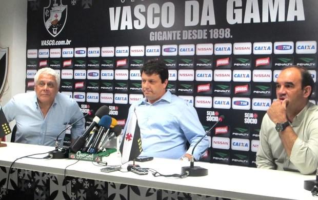 Adilson Batista Vasco (Foto: Gustavo Roststein)