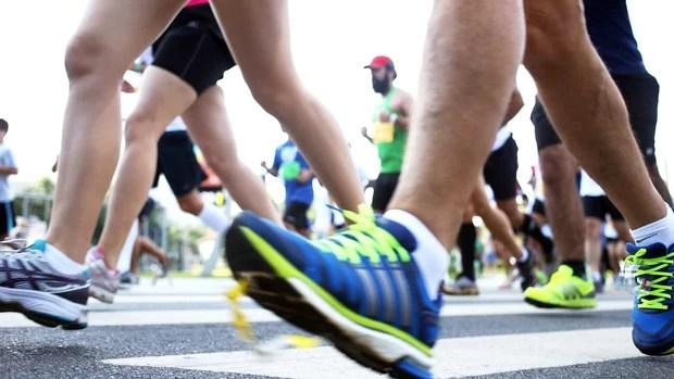 meia maratona de São Paulo 2014 (Foto: Marcos Ribolli / Globoesporte.com)