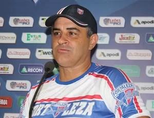 Marcelo Chamusca, técnico do Fortaleza (Foto: Divulgação/Fortaleza EC)