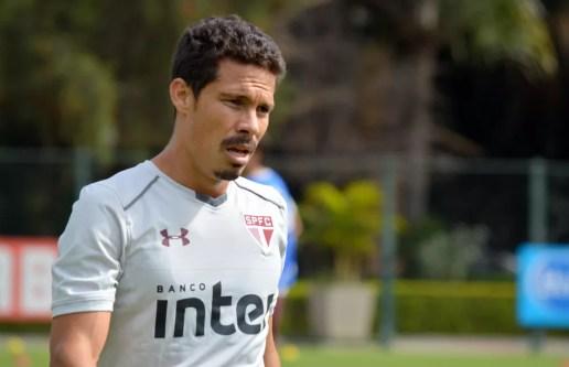 Hernanes é o reforço mais recente do Tricolor (Foto: Erico Leonan/saopaulofc.net)