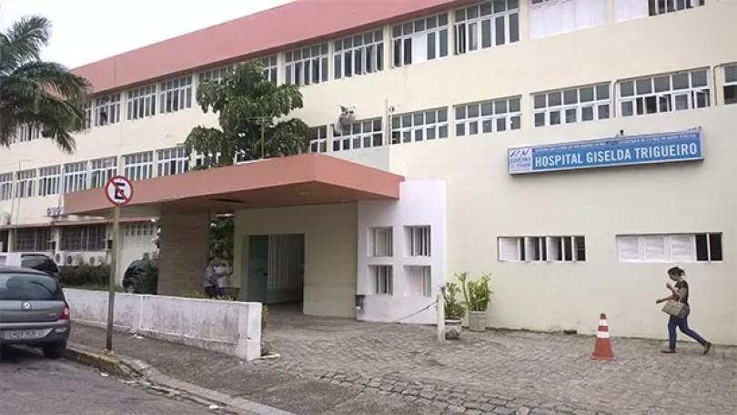 Resultado de imagem para hospital giselda trigueiro