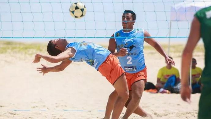 Beach Games (Foto: Divulgação/CBDU)
