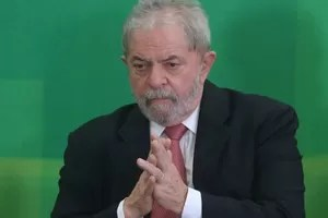 O ex-presidente Luiz Inácio Lula da Silva (Foto: O Globo)