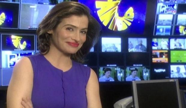 Renata Vasconcelos entrevista Wagner Moura