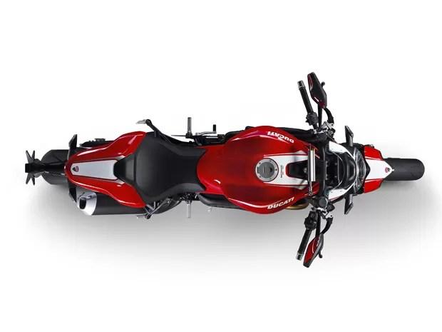 Ducati Monster 1200 R (Foto: Divulgação)
