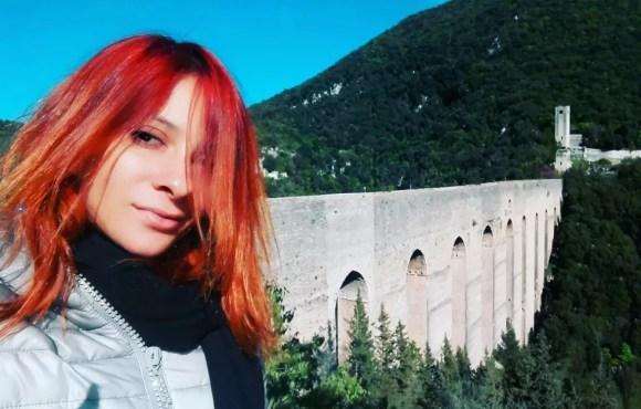 Caroline Paiva de Souza morava em Alfenas (MG) e se mudou para Itália — Foto: Arquivo pessoal/Caroline Paiva de Souza