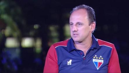 Ceni conversou com o Esporte Espetacular (Foto: Reprodução TV Globo)
