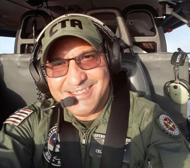 Coronel Ismael Fonseca vai assumir o comando da Polícia Militar no lugar do coronel Luongo — Foto: Reprodução