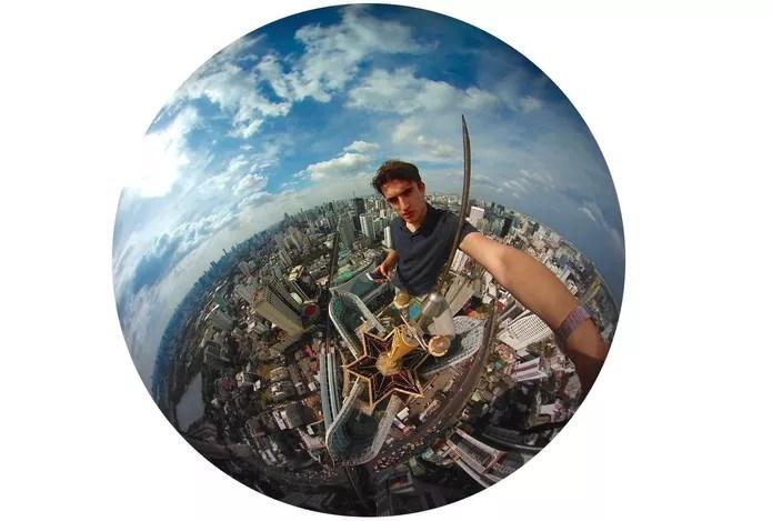 Câmeras gravam vídeos em 4K e fazem fotos de qualidade (Foto: Divulgação/360fly)
