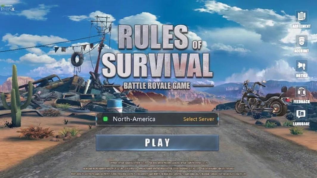 Rules Of Survival Jogos Download TechTudo