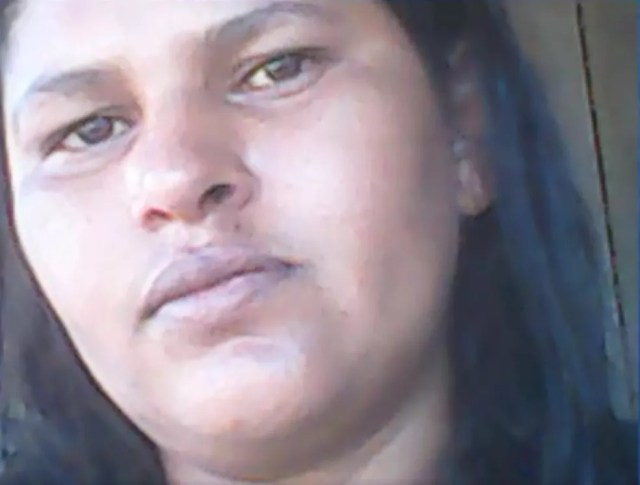 Mônica Silva de Oliveira, de 36 anos, foi morta pelo marido em Querência — Foto: Arquivo pessoal