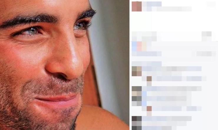Rapaz era de Jundiaí e estava a trabalho na Itália (Foto: Reprodução/Facebook)
