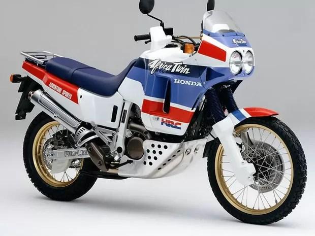 honda-africa-twin-1989 - Honda confirma retorno da moto aventureira Africa Twin