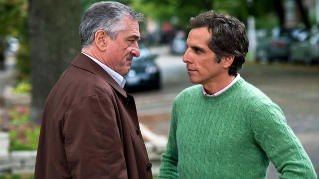 Globo exibe o filme Entrando numa Fria Maior Ainda com a Família na Tela Quente