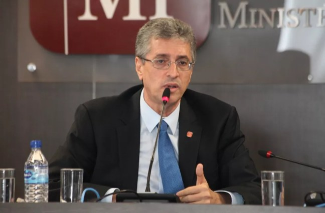 Orlando Rochadel, corregedor nacional do Ministério Público — Foto: Flickr, CNMP